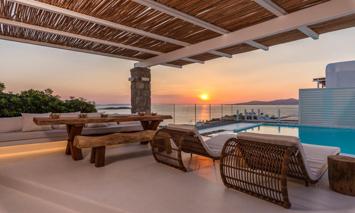 Villa Management Paxos