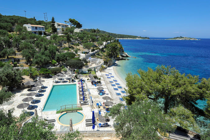 paxos hotels